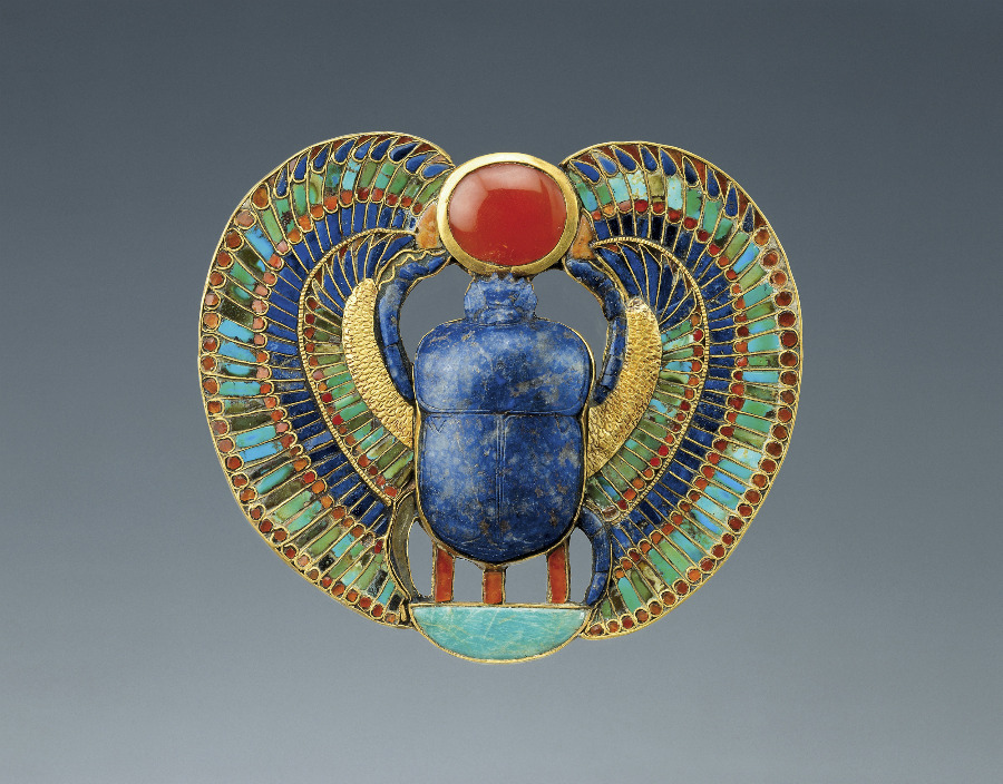 King tut nyc allez allie for Egyptian jewelry