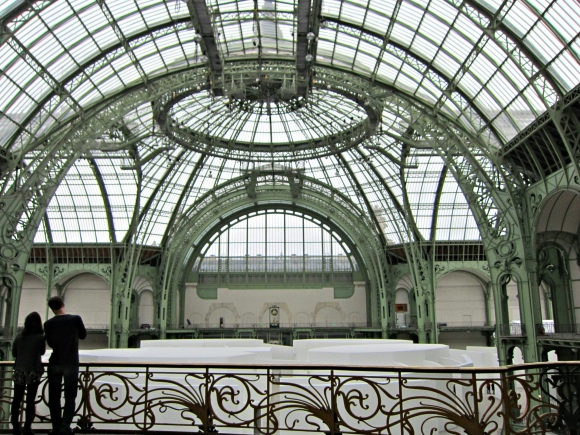 Monumenta 2014 : Ilya & Emilia Kabakov at the Grand Palais in Paris