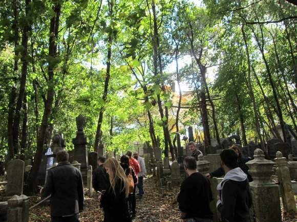 Bayside Cemetery tour, Queens